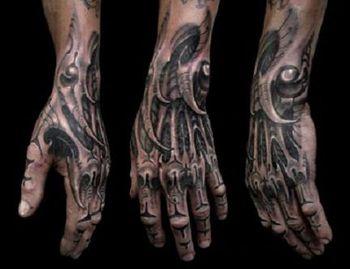 leeloo shadow tattoo